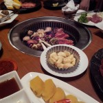 VFAの方と肉。東京BBQって店に。
